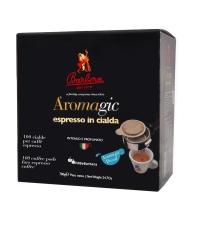 100 Cialde Decaffeinato caffè AROMAGIC