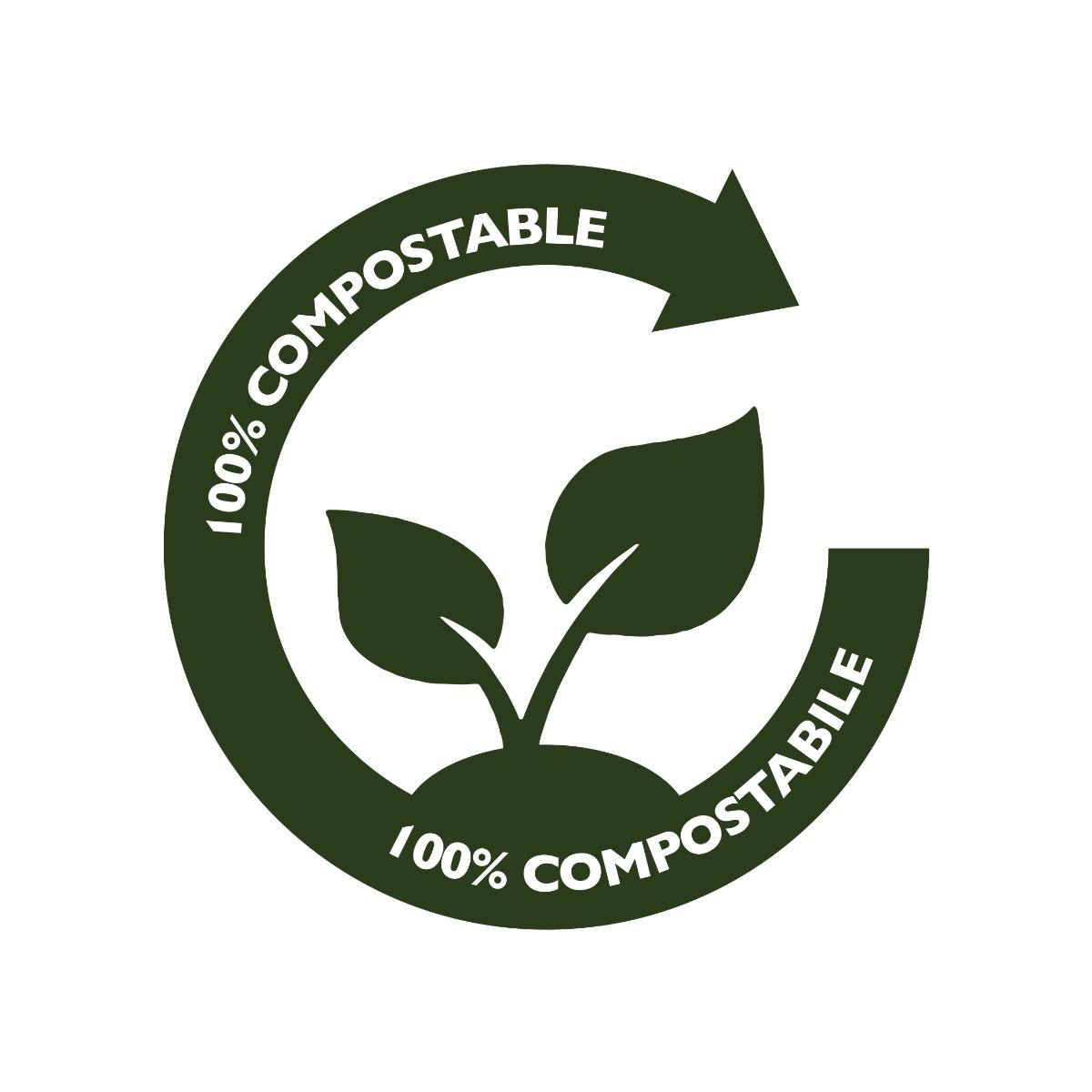 kompostierbare Pods Caffè Barbera